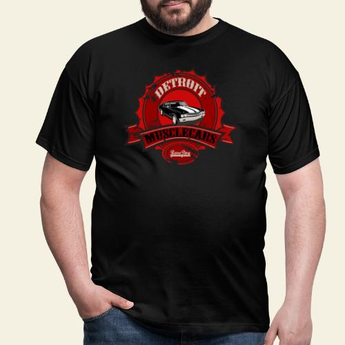 Detroit Chevelle - Herre-T-shirt