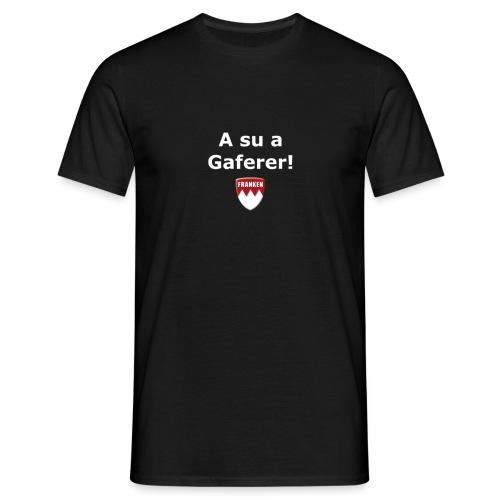 tshirt ff gaferer - Männer T-Shirt