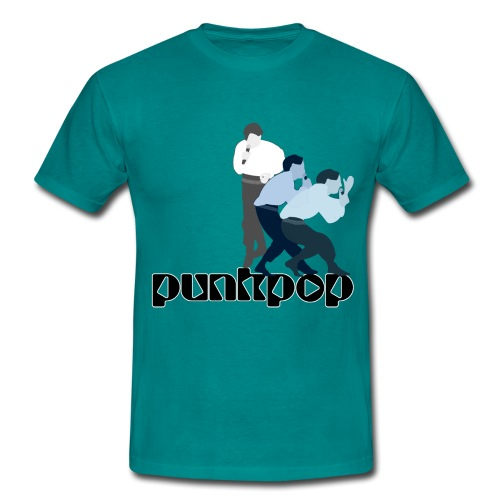 New Wave SM PunkPop - Maglietta da uomo