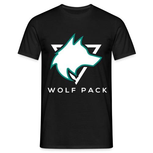 Wolf Pack Logo (NEW) - Men's T-Shirt