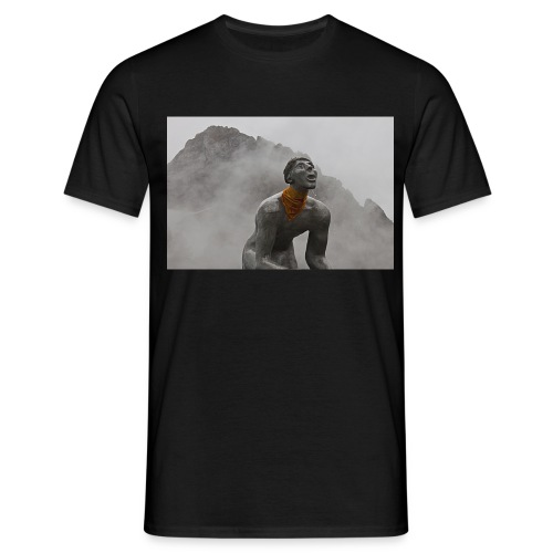 Tourmalet Profile - Men's T-Shirt