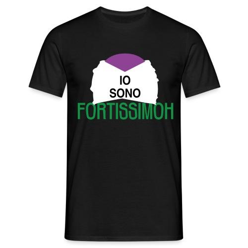 IO SONO FORTISSIMOH - Maglietta da uomo