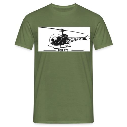 bell47g - Männer T-Shirt