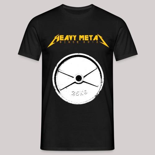 Heavy Metal - Männer T-Shirt