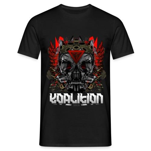 Koalition-2013-Shirt - Men's T-Shirt