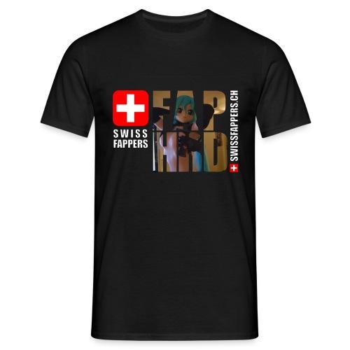 FAPHRD - Miku NB - Männer T-Shirt