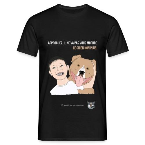 GA-TEESHIRTS-_0005_VISUEL - T-shirt Homme