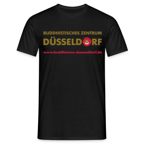 kagyutee 02 back kopie - Männer T-Shirt