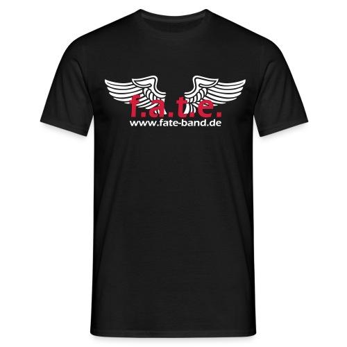 fate logo spreadshirt 2 - Männer T-Shirt