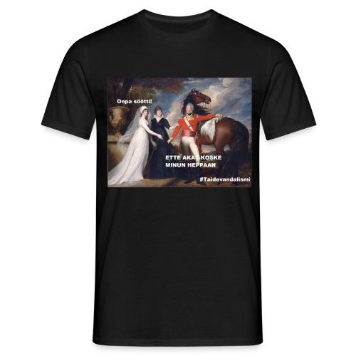heppa muki - Miesten t-paita