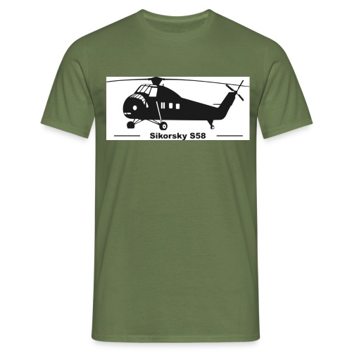 s58 - Männer T-Shirt