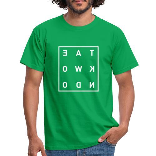 Nouveau Design Taekwondo Style - T-shirt Homme