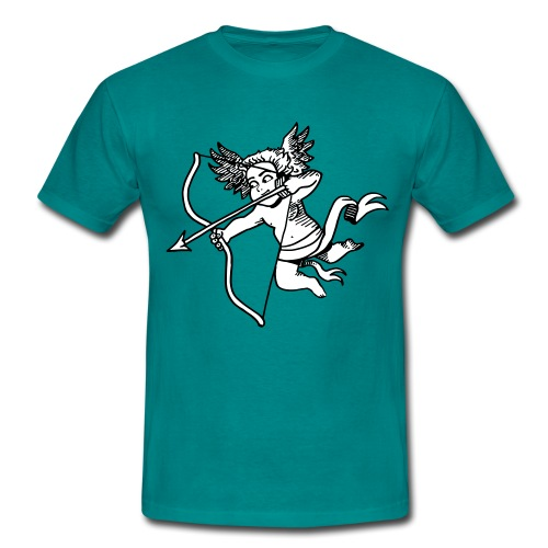 Cupid's Arrow - Men's T-Shirt