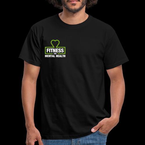 Fitness for Mental Health - Men's T-Shirt