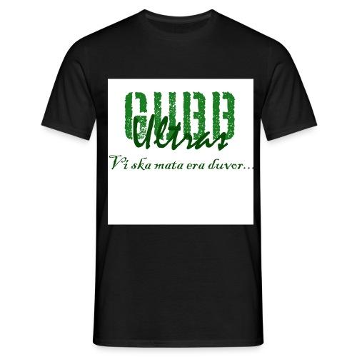 gubbu3 - T-shirt herr
