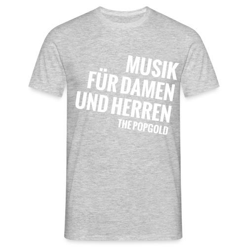 musik2 - Männer T-Shirt