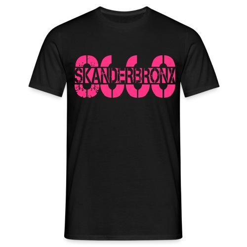 SKANDERBRONX - Herre-T-shirt