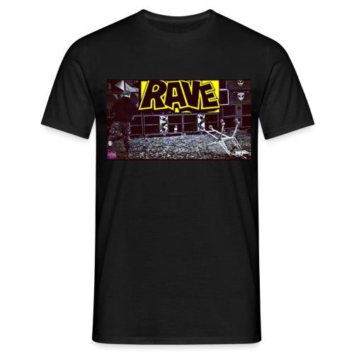 rave - Maglietta da uomo