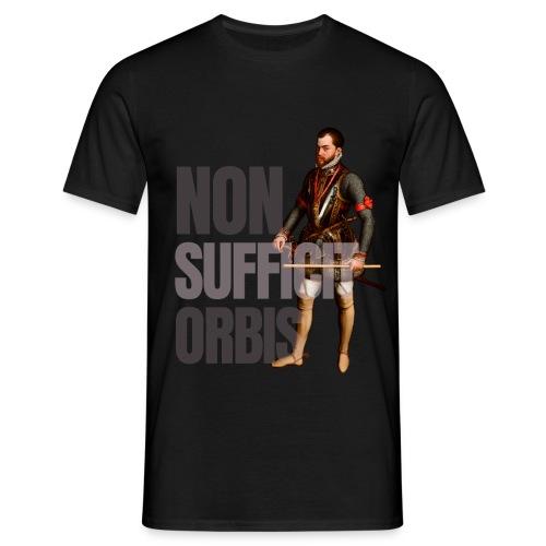 Felipe II (Non sufficit orbis) - Camiseta hombre