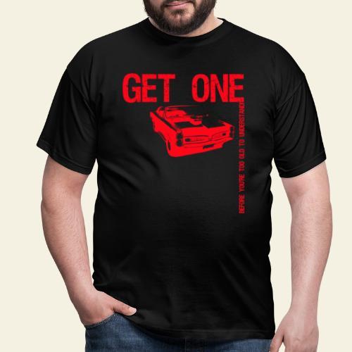 gto red - Herre-T-shirt