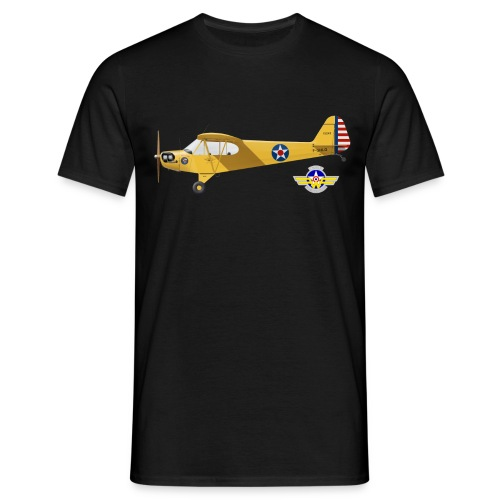 Piper Cub Spirit of Lewis - T-shirt Homme