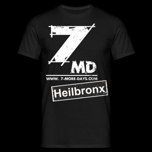 130421 7md Logo Heilbronx - Männer T-Shirt