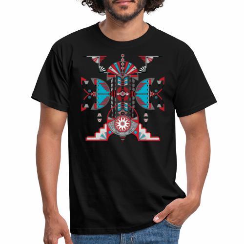 Tegel Navota Design - Mannen T-shirt