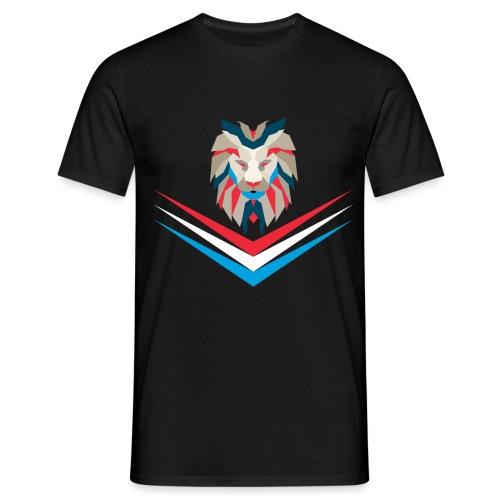 roude leiw edgy - Männer T-Shirt