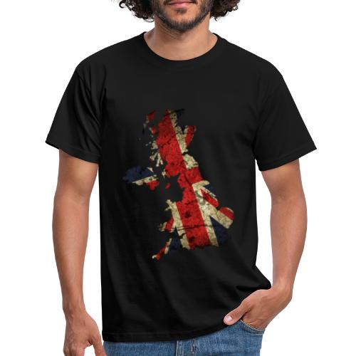 Beste UK Designs online - Männer T-Shirt