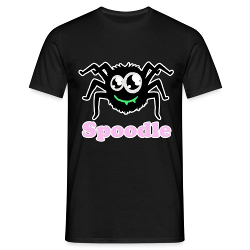 Spoodle - Men's T-Shirt