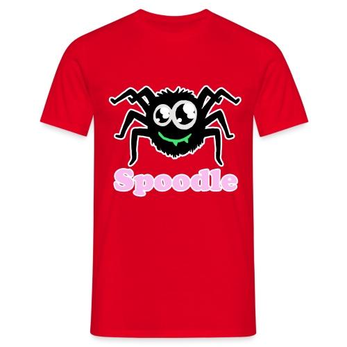 Spoodle - Men's T-Shirt