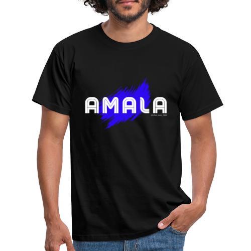 Amala, pazza inter (nera) - Maglietta da uomo
