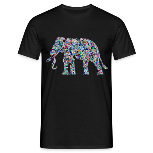Elephant - Men's T-Shirt