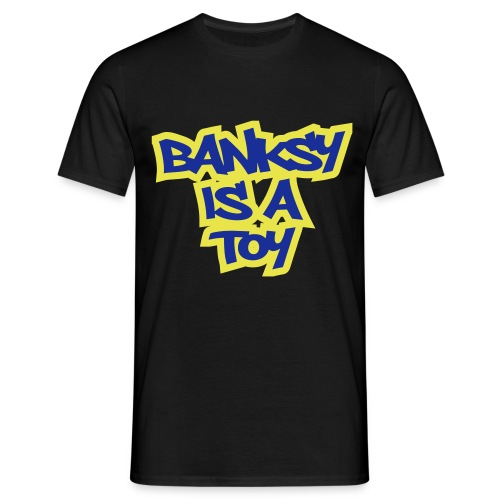 bank toy ol - Men's T-Shirt