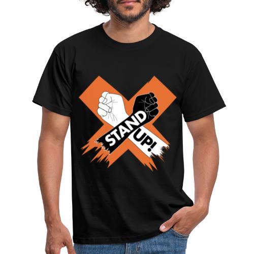 StandUpX - Men's T-Shirt