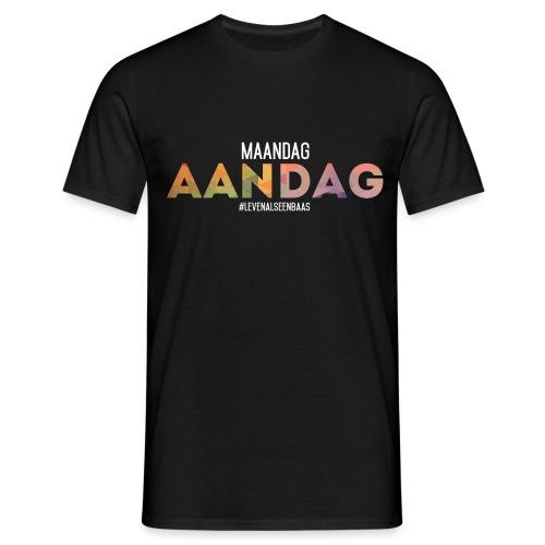 AANdag - Mannen T-shirt