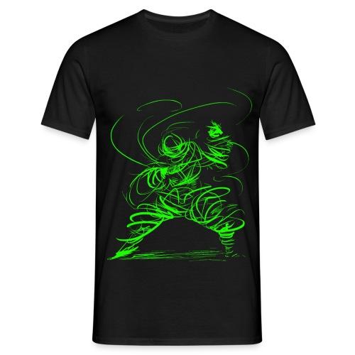 Kung Fu Sorcerer / Kung Fu Wizard - Men's T-Shirt