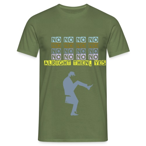 no no no black43 - Men's T-Shirt
