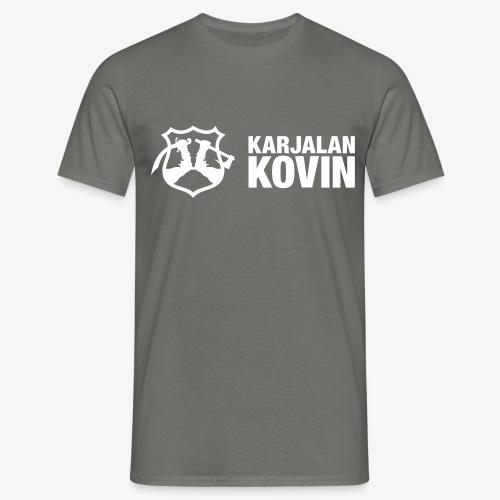 karjalan kovin vaaka - Miesten t-paita