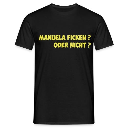 nwkd manuela - Männer T-Shirt