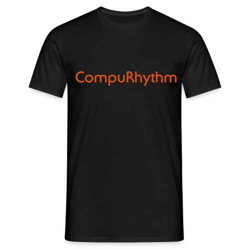 CompuRhythm - Men's T-Shirt