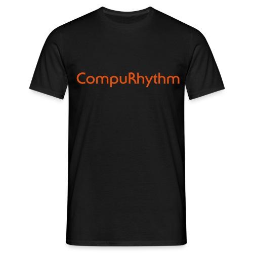 CompuRhythm - Men's T-Shirt