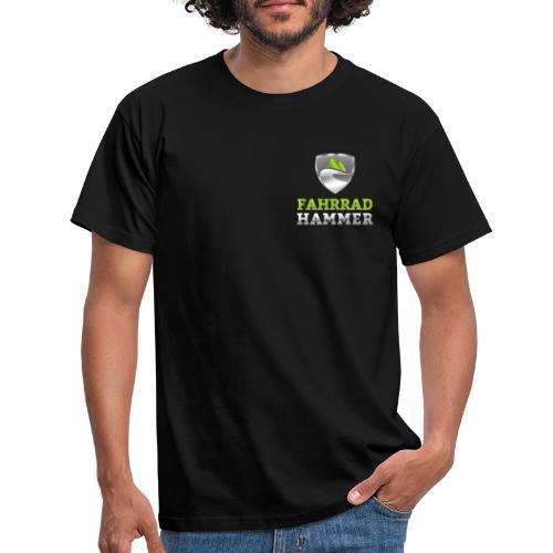 Logo_Fahrrad_Hammer_dunke - Männer T-Shirt
