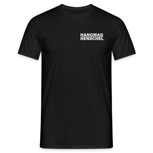 Hanomag Logo - Mannen T-shirt