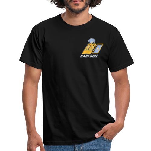 Saufside 2020 - Pool - Männer T-Shirt
