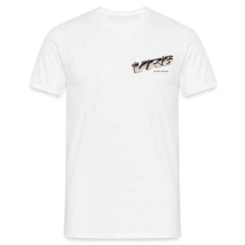 VR6 Emblem - Männer T-Shirt