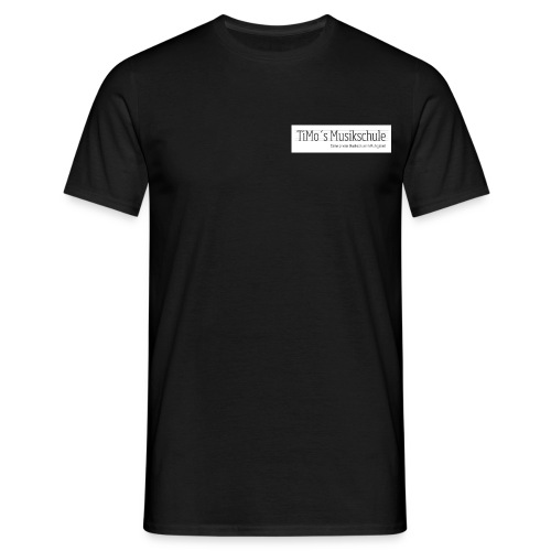 Timos-MusikschulePNG - Männer T-Shirt