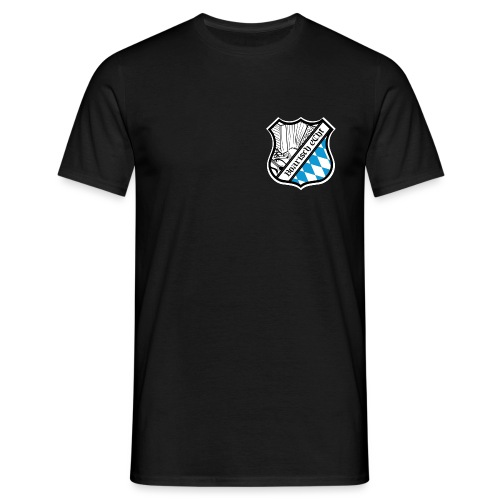 BOARISCH eCHT - Männer T-Shirt