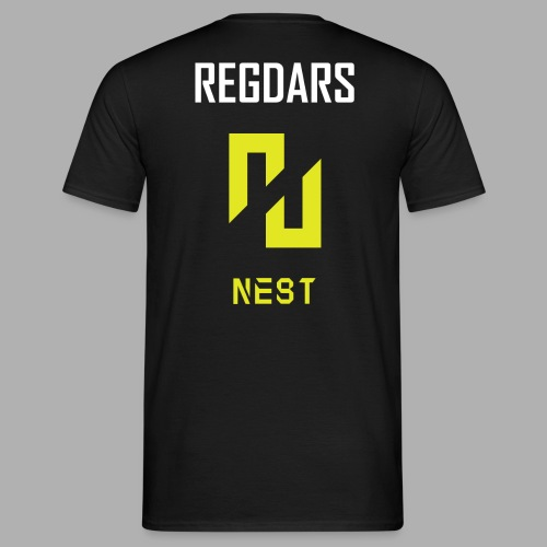 ENEMY NEST coach REGDARS - T-shirt Homme