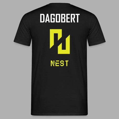 ENEMY NEST joueur DAGOBERT - T-shirt Homme